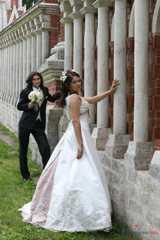 Фото 42165 в коллекции продаю свадебное платье - dariaerl