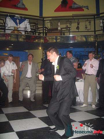 танец свидетеля - фото 105033 Olga***