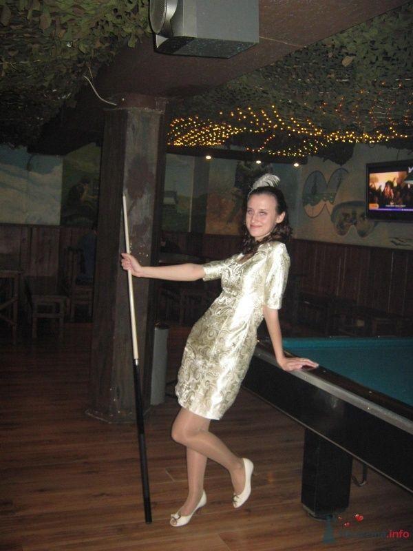 Я в своем маленьком свадебном платье - фото 43241 -Мастерица Наталья-