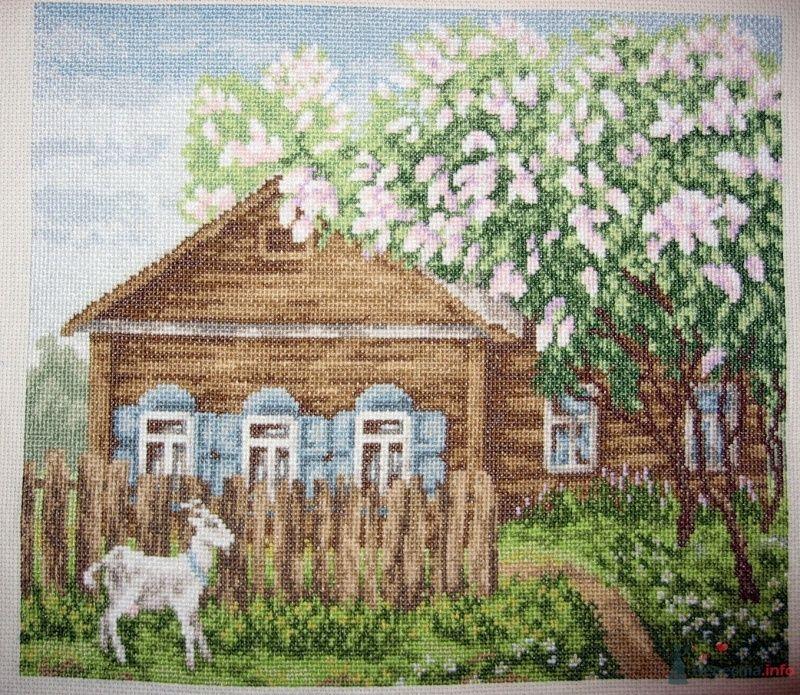 Деревенский Пейзаж - фото 65463 ДжиАнС