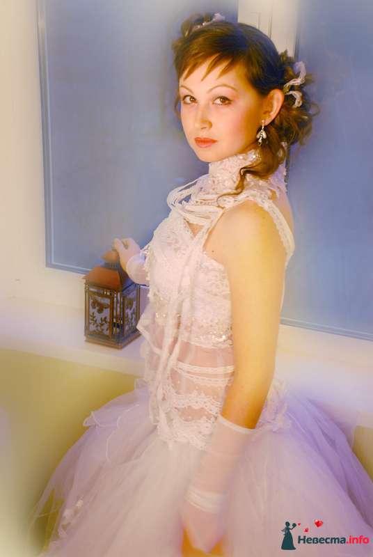 свадебная причёска  из длинных волос - фото 85445 Свадебный стилист Татьяна Мартынова