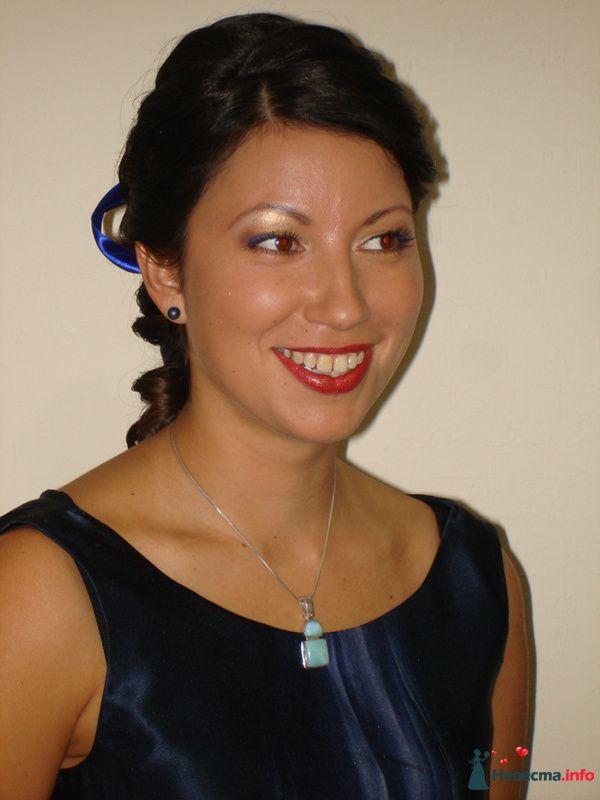 причёска  из длинных волос - фото 85446 Свадебный стилист Татьяна Мартынова