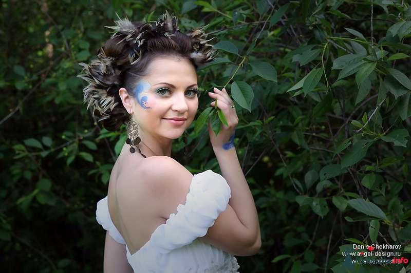 парад невест в москве русские сказки Анна - фото 123404 Свадебный стилист Татьяна Мартынова