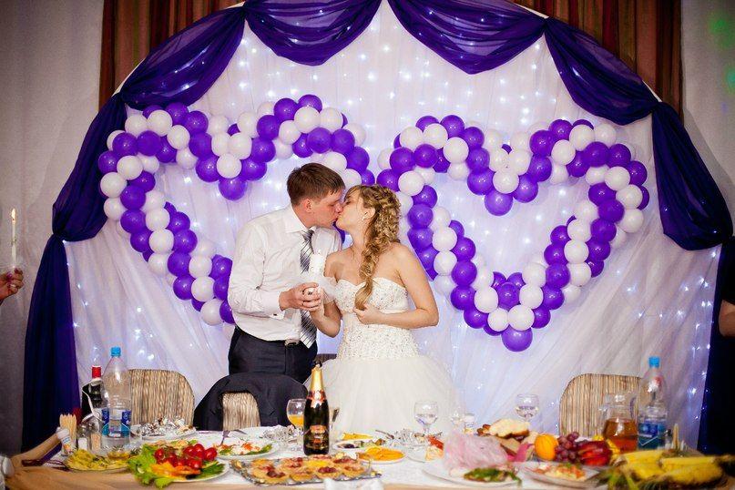 """Оформление свадеб воздушными шарами - фото 548074 Студия оформления праздника """"Ананас"""""""
