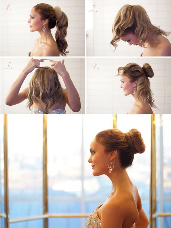Как сделать красивыми волосы на