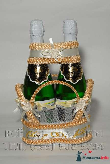 """Фото 85212 в коллекции Для шампанского - """"Все для свадьбы"""" - салон аксессуаров и услуг"""