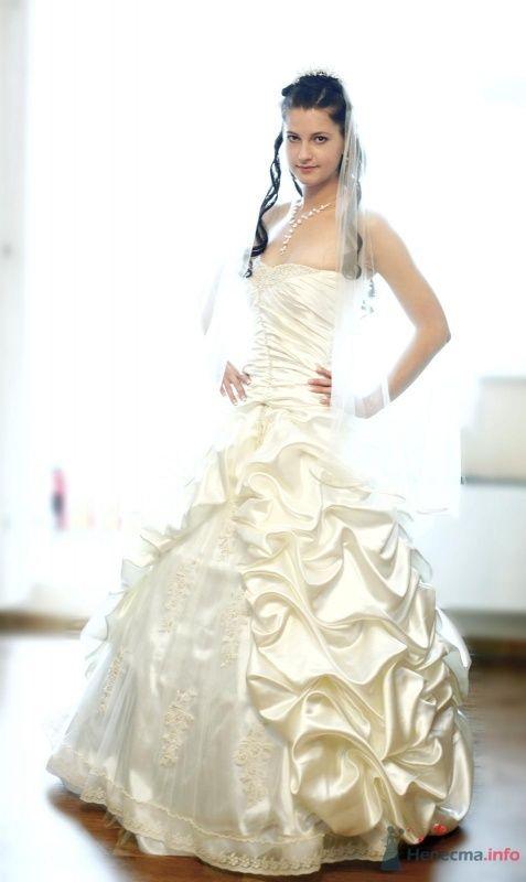 Фото 51623 в коллекции Пышное свадебное платье с аксессуарами - Швея Наталья Рассказова