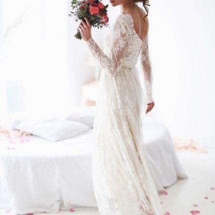 """Свадебное платье """"Бохо"""""""