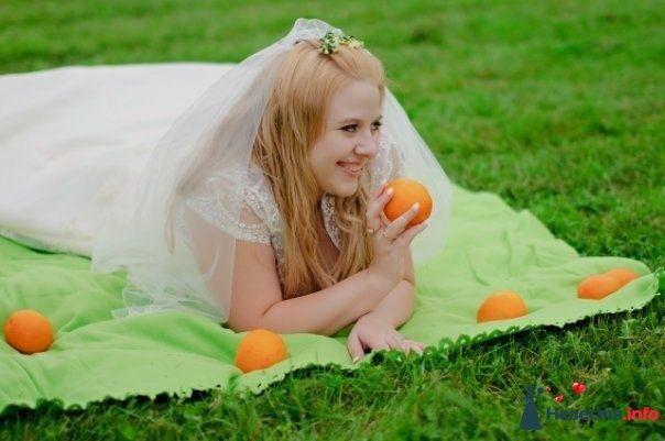 Фото 120109 в коллекции Мы тоже были невестами!