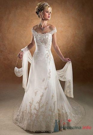 Фото 69212 в коллекции Платья - Невеста Волкодава