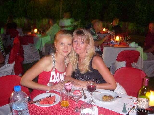 Я и моя доча Кристюша - фото 73843 Невеста Волкодава