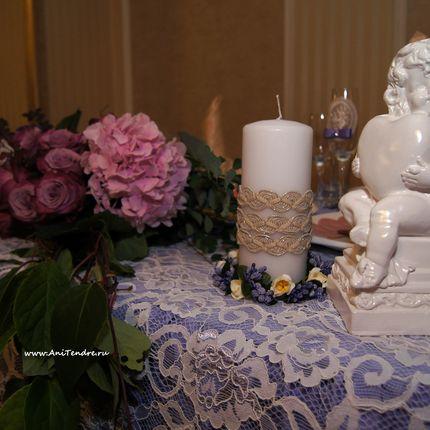 Свадебные аксессуары - ангелы