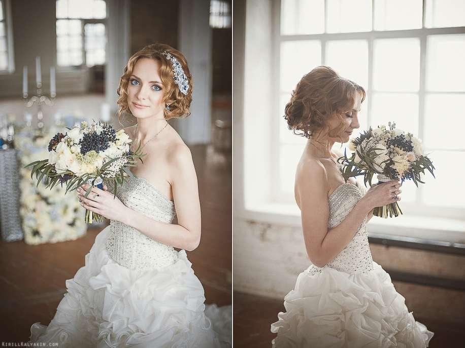 Фото 2095260 в коллекции Творческий проект Winter Moments - Свадебный фотограф Кирилл Калякин