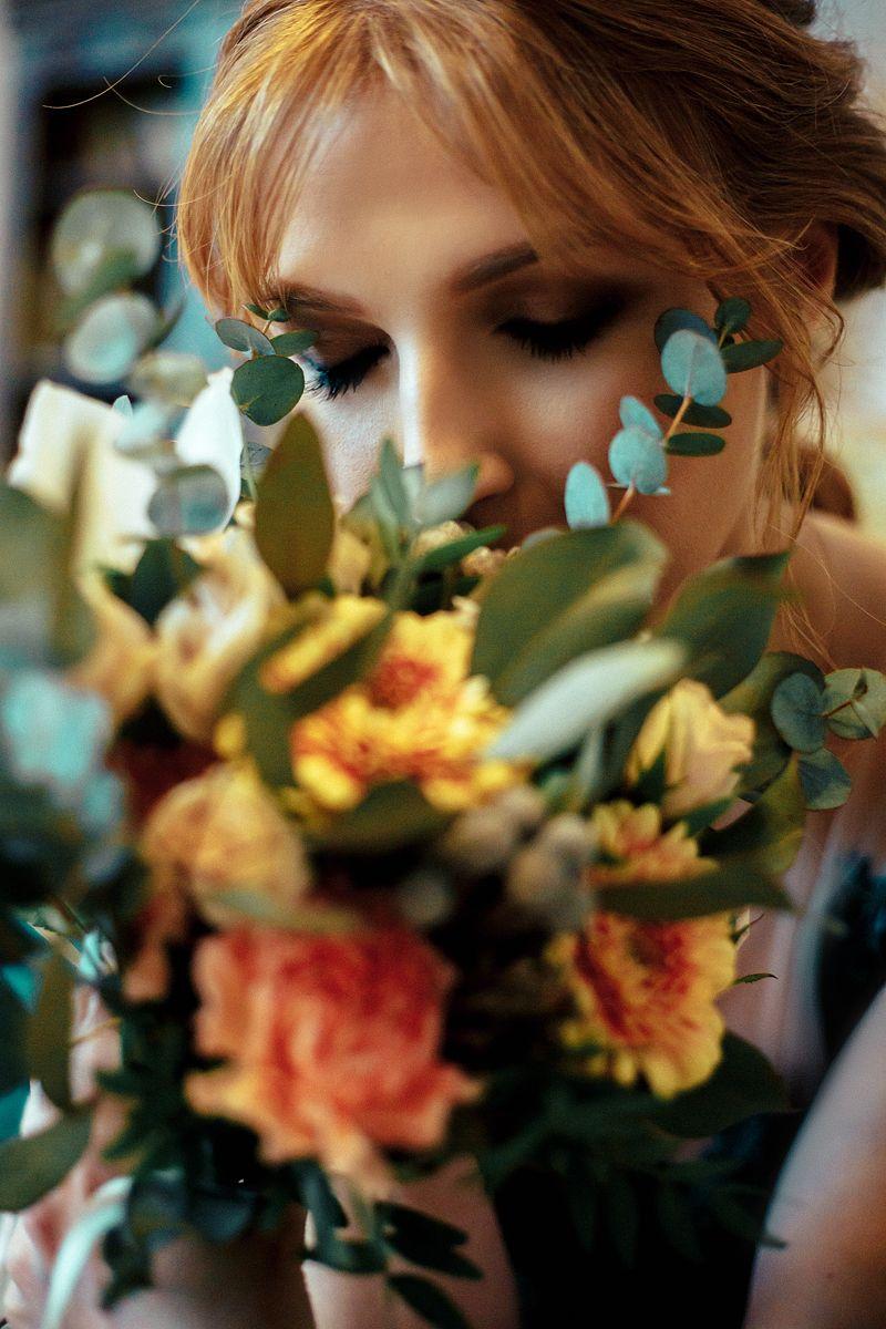 Фото 17019918 в коллекции букет для Сони - Флорист Anna Zverkova