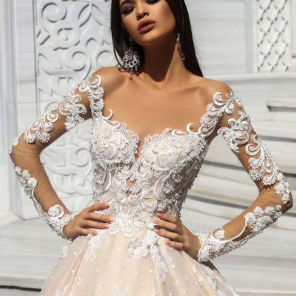 """Свадебное платье """"Турхан"""""""
