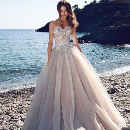 Свадебное платье Эмира