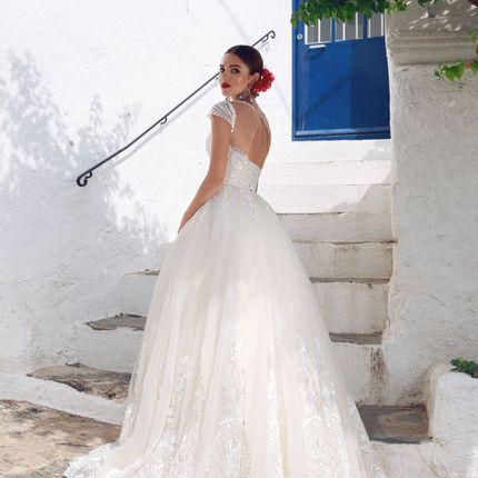 Пышное свадебное платье Эльфа