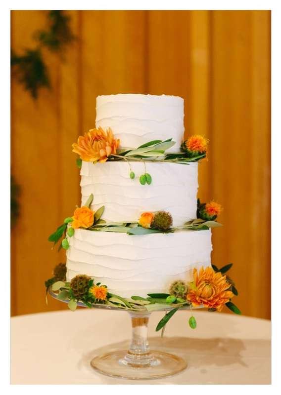 """Фото 16473244 в коллекции Свадебные торты"""" Морковная сладость"""" - Свадебное агентство Monte Carlo"""