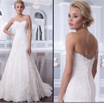 Свадебное платье Sincerity, арт. 6293