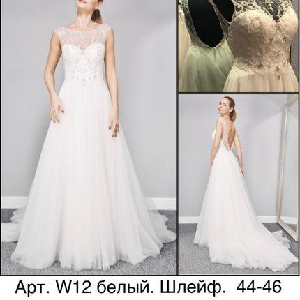 Свадебное платье арт. W12