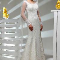 ЛОРЕН-2 Платье прилегающего силуэта в стиле Рыбка 13500