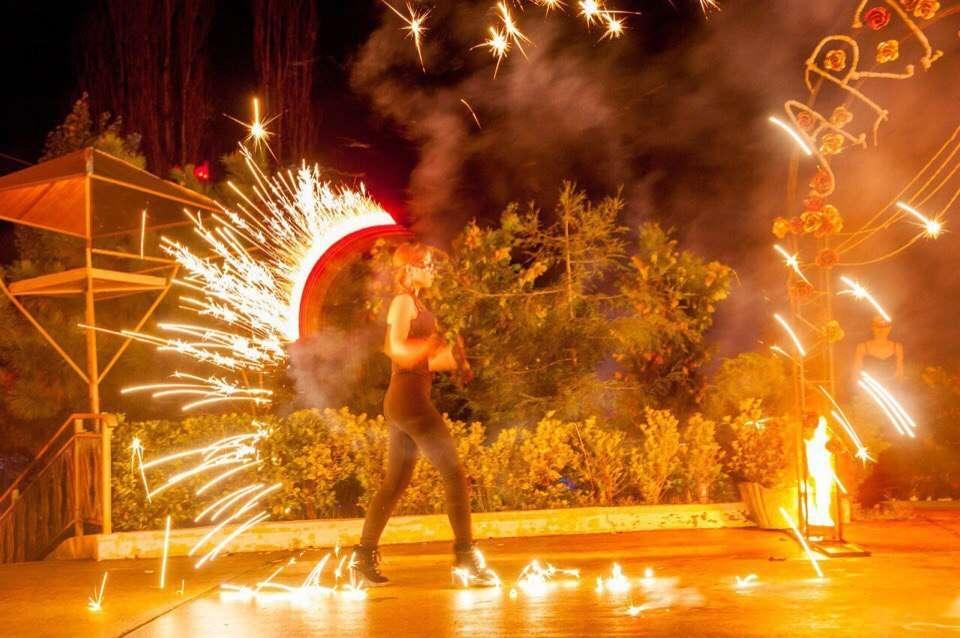 Фото 16009232 в коллекции Портфолио - Театр огня и света Alter