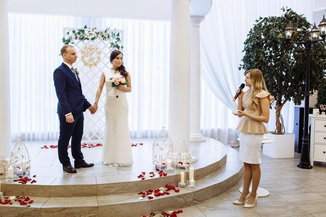 Фото 16019124 в коллекции Свадебные церемонии - Ведущая церемоний Анастасия Бельтюкова