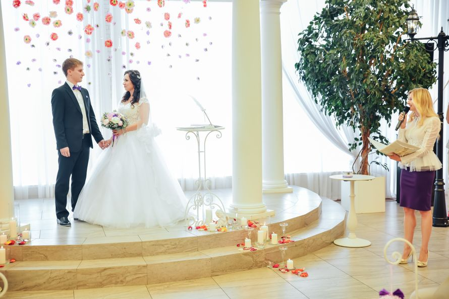 Фото 16019140 в коллекции Свадебные церемонии - Ведущая церемоний Анастасия Бельтюкова