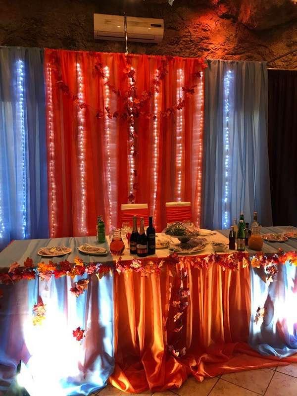 Фото 16035790 в коллекции Тканевое оформление свадеб - Студия оформления Анны Быстровой
