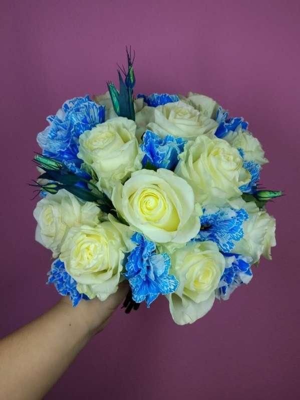 Фото 16048624 в коллекции Свадебные букеты - Флорист-декоратор Мария Декор