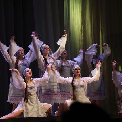 Танцевальное шоу - программа из 2-4 номеров