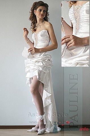 """свадебное платье """"Адель"""" - фото 1962 Свадебный салон """"Астория стиль"""""""