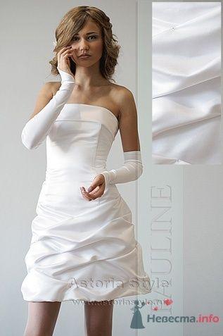 """свадебное платье """"Смит"""" - фото 1964 Свадебный салон """"Астория стиль"""""""