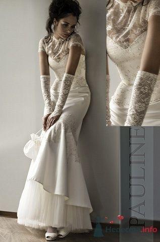 """свадебное платье """"Астория"""" - фото 1966 Свадебный салон """"Астория стиль"""""""