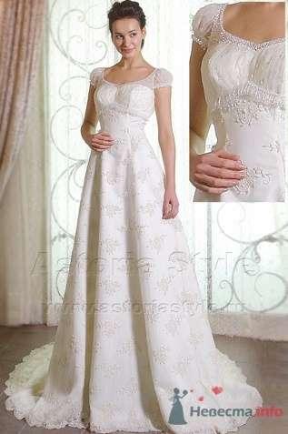 """модель 0726 - фото 21791 Свадебный салон """"Астория стиль"""""""