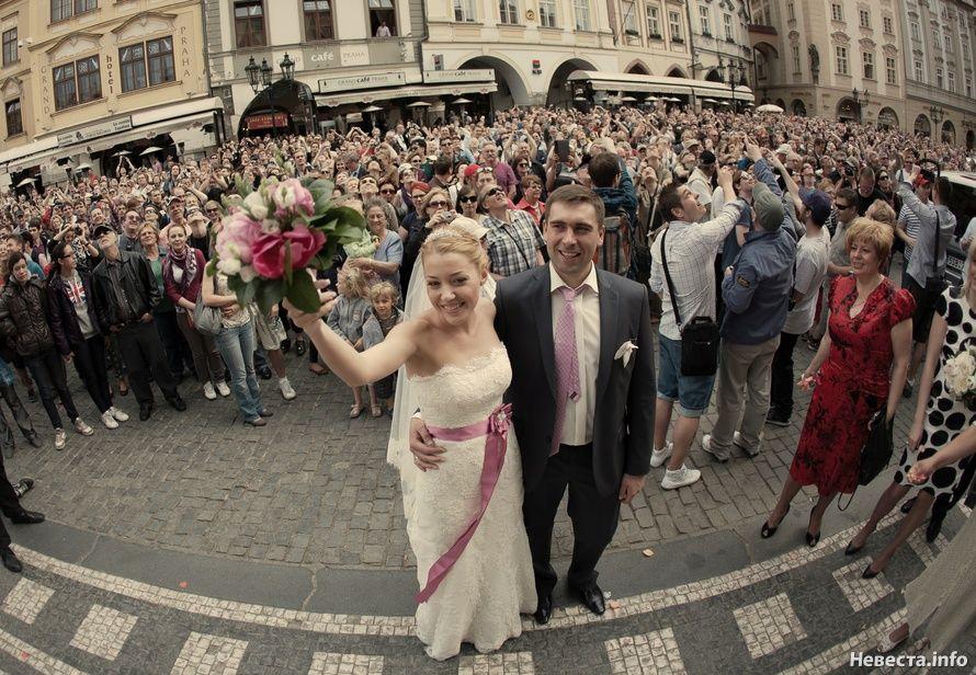 Фото 630741 в коллекции Viva La Vida - Конкурс фото «Свадьба моей мечты» - Nevesta.info - модератор