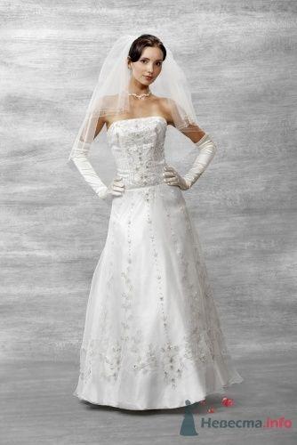 "TO BE BRIDE   9653 - фото 2665 Салон свадебной и вечерней моды ""Амадеус"""