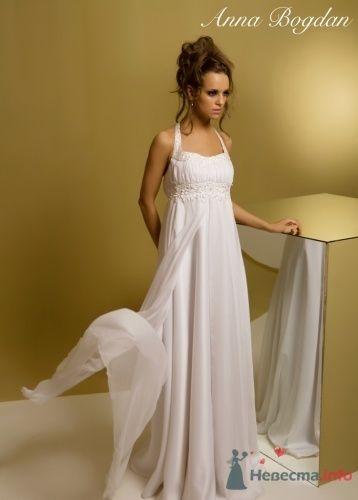 "ANNA BOGDAN мод.1021 - фото 17518 Салон свадебной и вечерней моды ""Амадеус"""