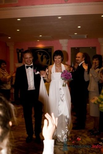 Фото 8742 в коллекции свадьба - Танюшка