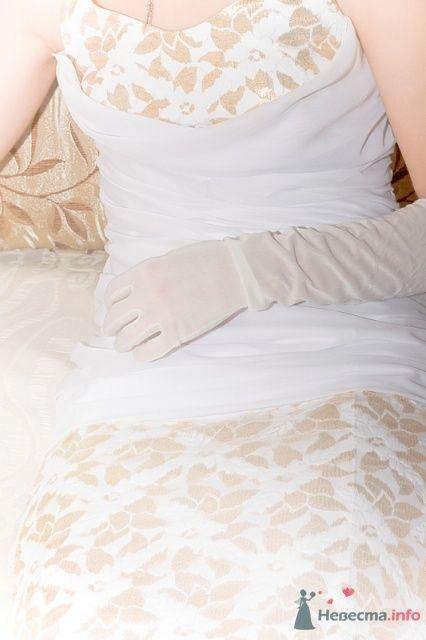 маленькое свадебное платье 1 - фото 53170 Белошвейка