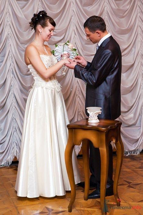 Фото 52912 в коллекции Свадебные фотографии - Невеста01