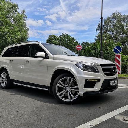Mercedes GL New в аренду, 1 час