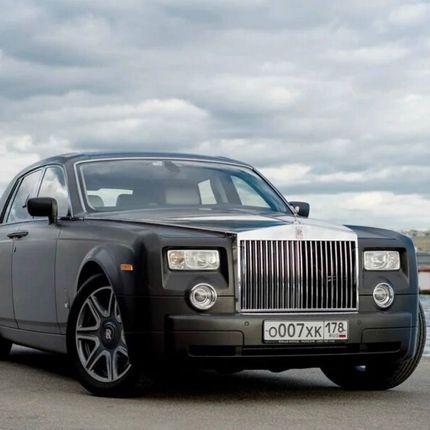 Rolls-Royce Phantom в аренду, 1 час