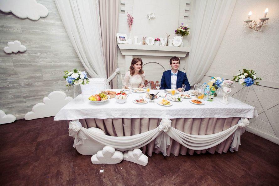 """Фото 17144994 в коллекции Реальные свадьбы - Банкетный зал """"Provence"""""""