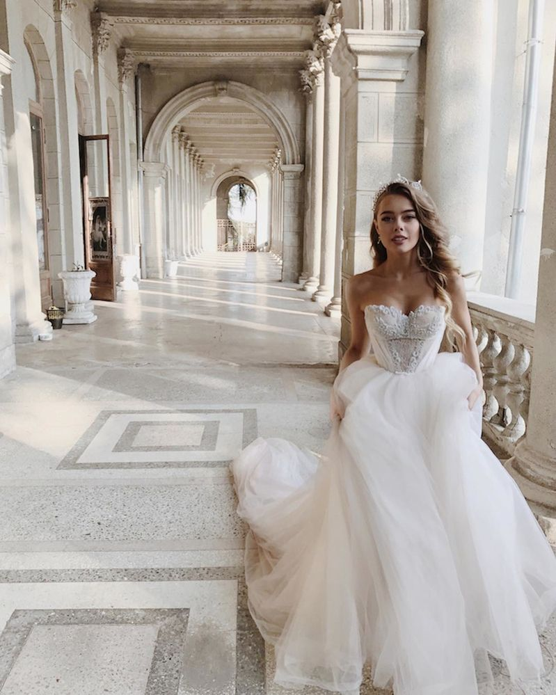 Фото 17045542 в коллекции Платья Alex Veil - Свадебный салон Ivory