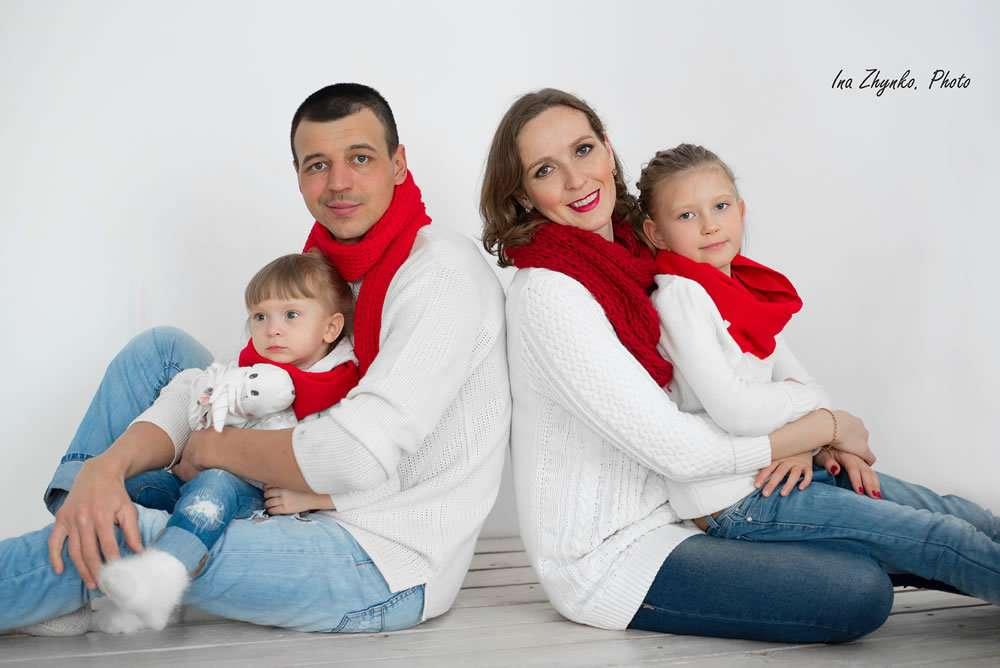 """Семейная фотосъемка. - фото 16204780 Студия фотографии и дизайна """"Instudio"""""""