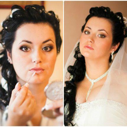 Свадебный Make-up