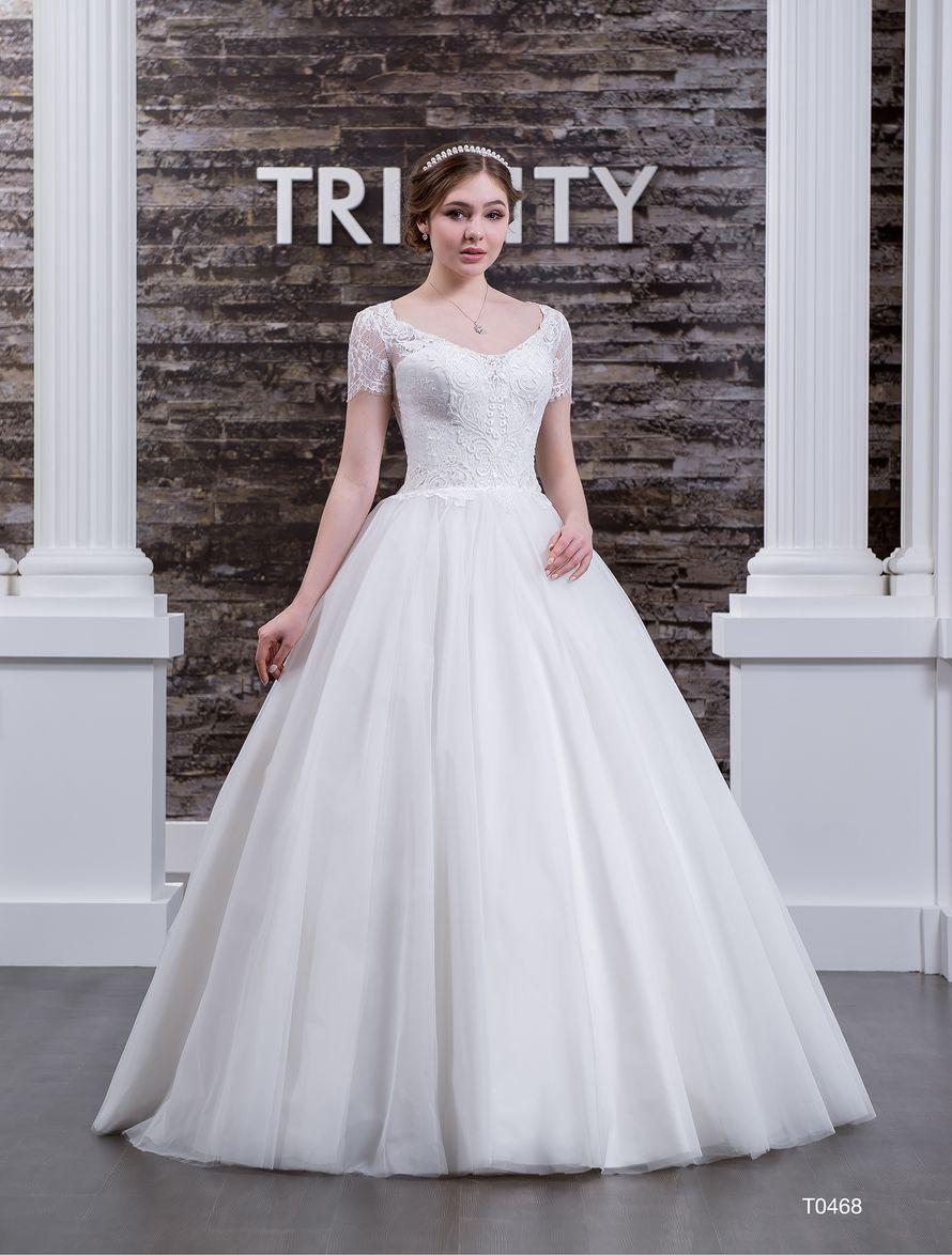 """Фото 16224480 в коллекции свадебные платья - Салон свадебной и вечерней моды """"Вальс"""""""