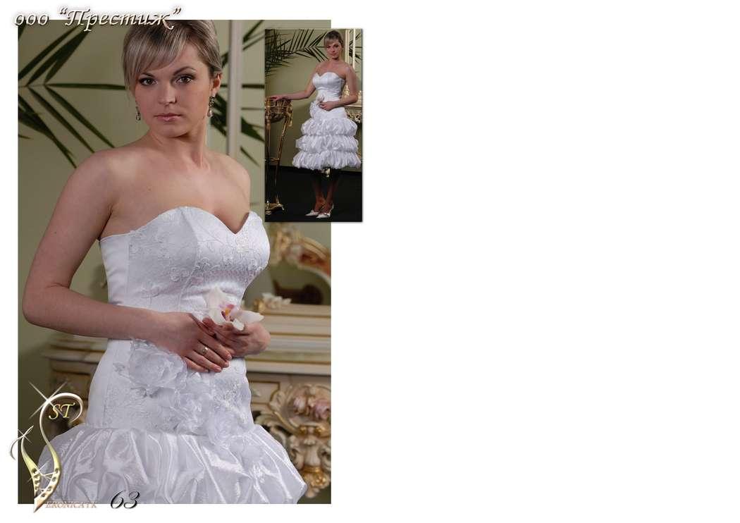 """Фото 16416616 в коллекции Портфолио - Салон свадебной и вечерней моды """"Вальс"""""""