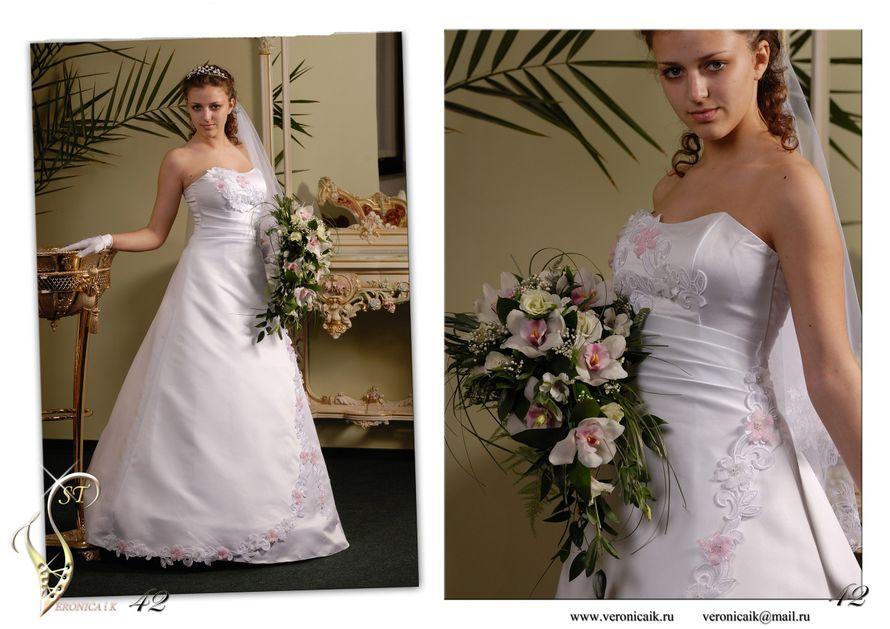 """Фото 16416644 в коллекции Портфолио - Салон свадебной и вечерней моды """"Вальс"""""""